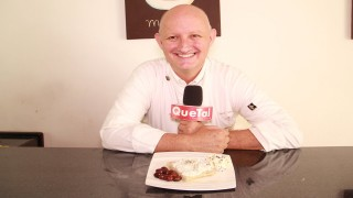 Panini Panini con requesón y quesos – Chef Franz Lehmann – 25  de Agosto 2015 #Cocina