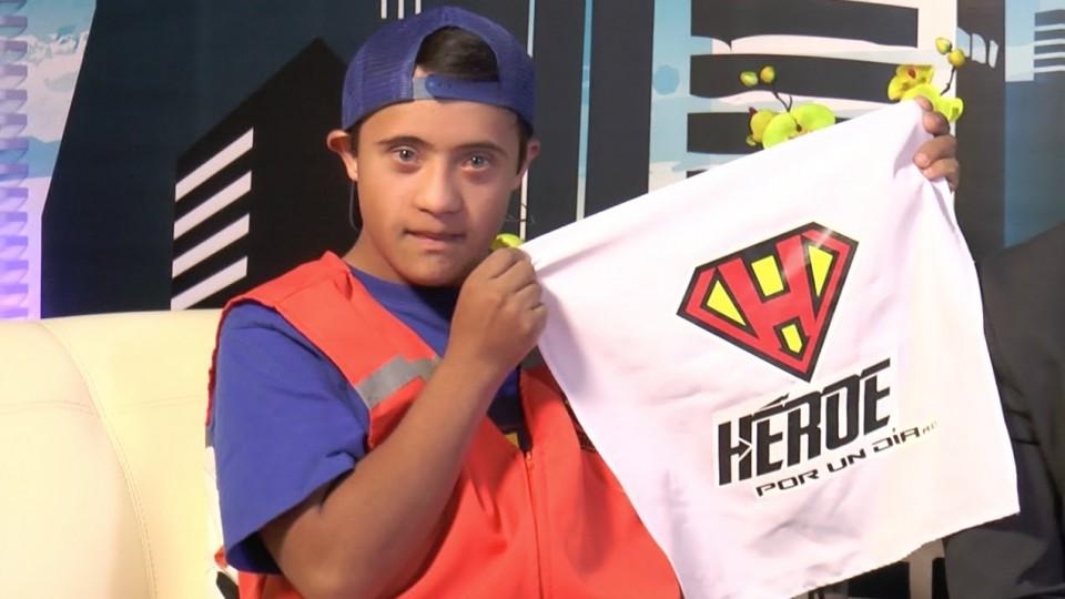Héroe por un día – Fundación Kilómetros por México – 06 de Octubre 2015 #PorAyudar