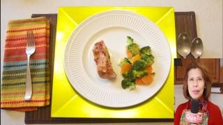 Pastel de Carne con Verduras – Mercedes García  – 02 de Febrero 2016 #Cocina