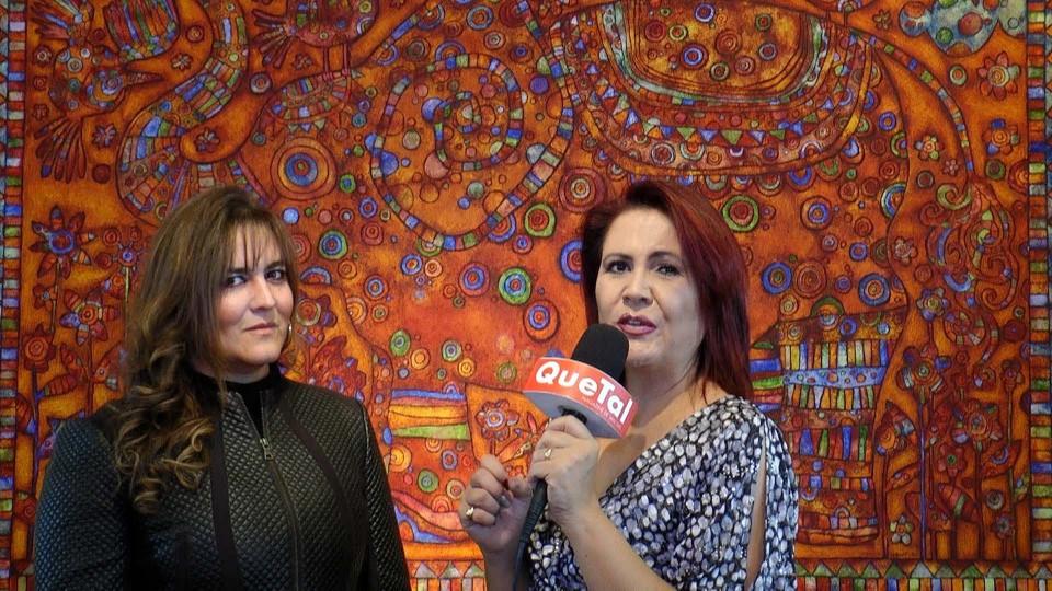 Isabel Garfias – Sus Obras – 22 Marzo 2016 #LoQueTeMueve