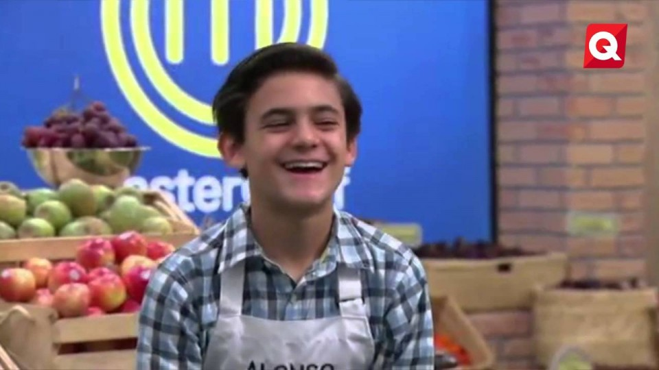 Alonso Reverte – Masterchef Junior – 3 Mayo 2016 – #LOQUETEMUEVE
