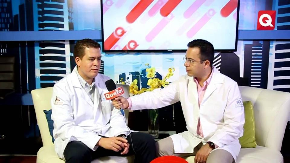 Crecimiento Prostático – Emmanuel Díaz de León – 9 Agosto 2016 – #SALUD