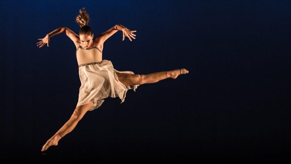 Ángeles Mahbub – Bailarina – 27 Septiembre 2016 – #DEPORTES
