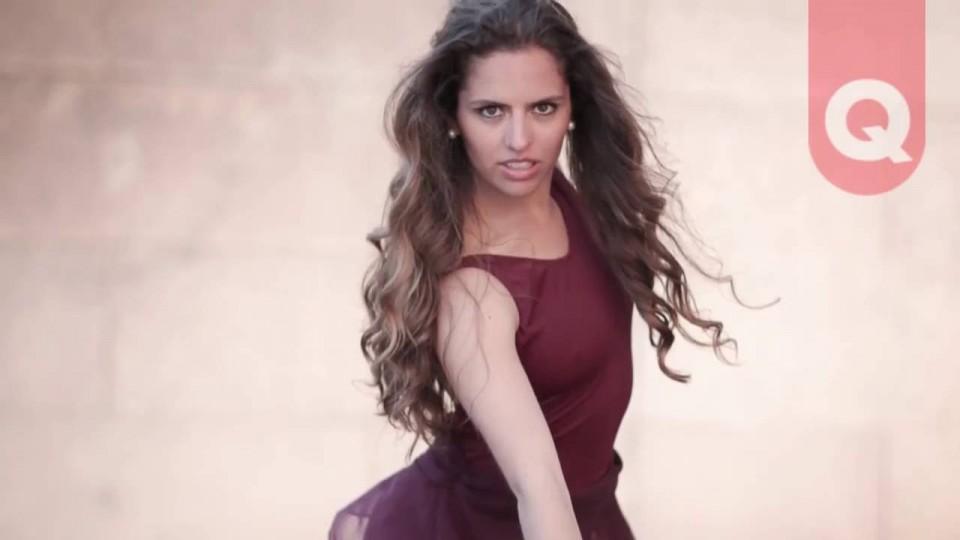 Macarena Gómez – Bailarina – 20 Septiembre 2016 – #DEPORTE