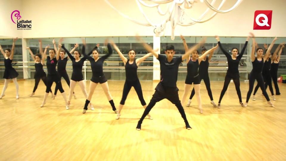 Le Ballet Blanc – 15  Noviembre 2016 – #DEPORTE