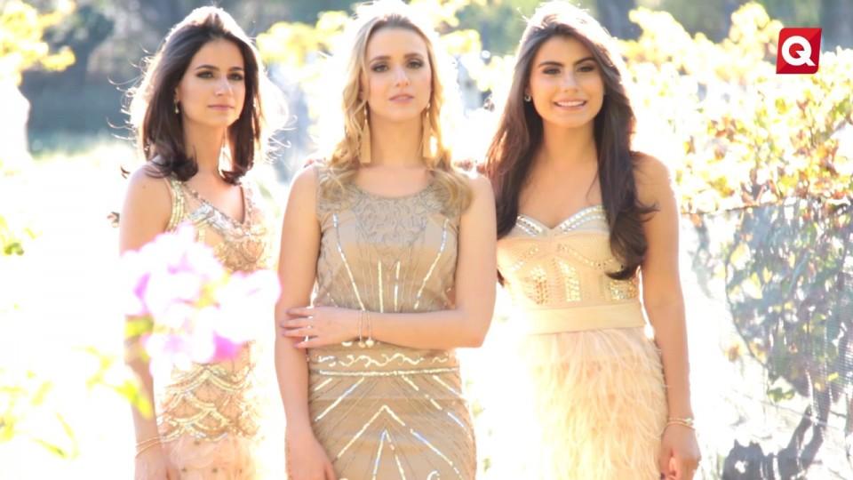 Los mejores looks – Faustina, Moni y Tere  – 13 Diciembre 2016 – #MODA