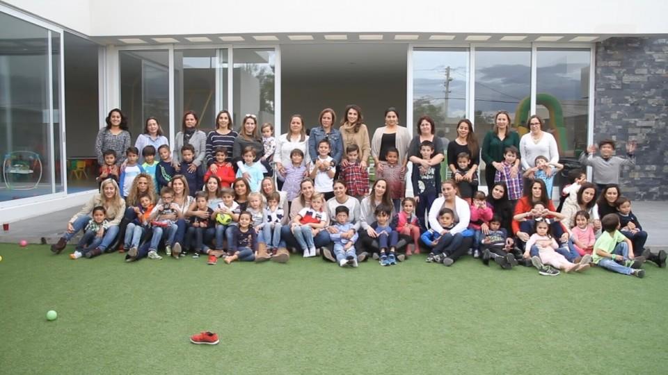 Posada de 1ro de Niños del Instituto Andes – 6 Noviembre 2016 – #SOCIALES