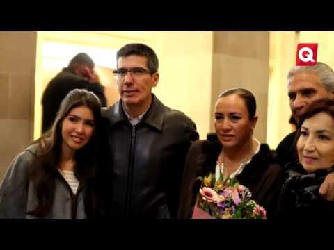 Homenaje Lila López – Odeón Círculo Escénico – 7 Febrero 2017 – #DEPORTE