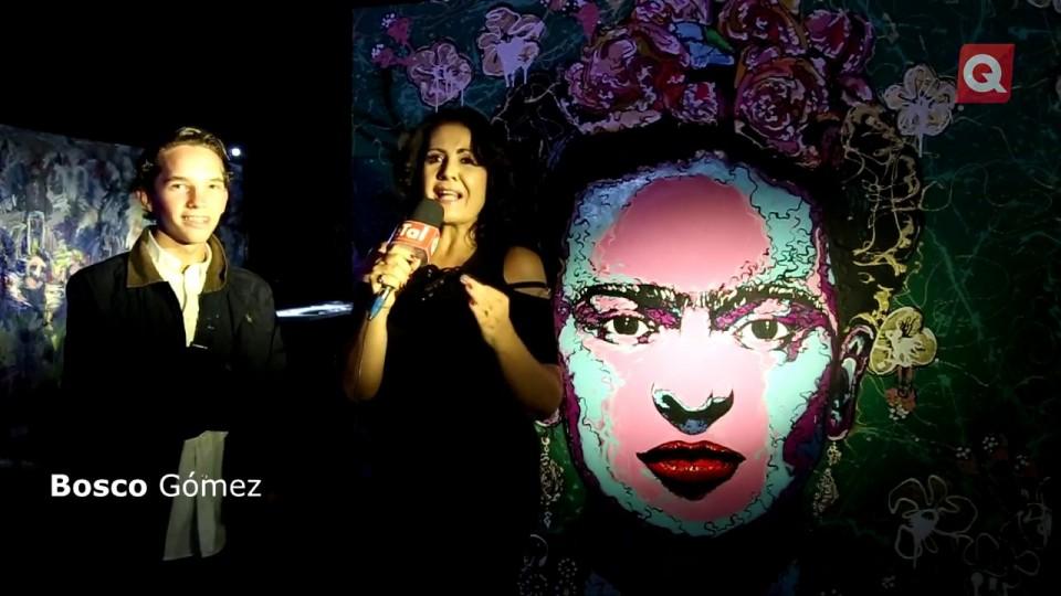 Bosco Gómez – Diseñarte – 4 Abril 2017 – #ARTE