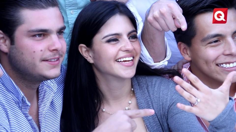 Daniela de los Santos Y Santiago Rosillo Se Comprometen – 25 Abril 2017 – #SOCIALES