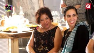 Galería A De Arte Mexicano – Pasarela de Rebozos  – 9 Mayo 2017 – #ARTE