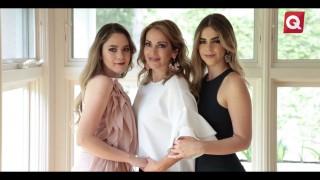 Making Of  Claudia, Bárbara y Claudia Mahbub  – 02 Mayo 2017 – #PORTADA