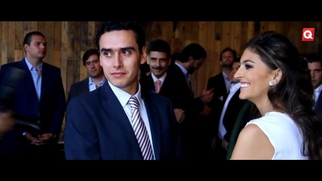 Matrimonio Civil De Paty Gómez Gaviño y Xavier Azcárate Ruiz – 9 Mayo 2017 – #SOCIALES