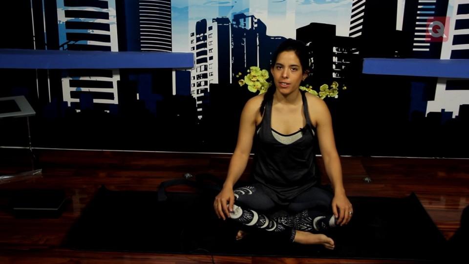 Yoga – Estefanía Díaz Infante – 30 Mayo 2017 – #DEPORTE