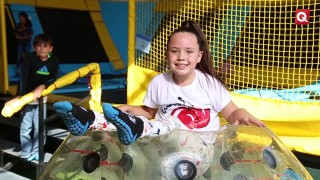 Jump Out · Trampoline & Coffee Park – 18 Julio 2017 – #ESPECIAL