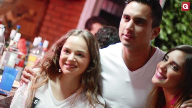 Marijó Ascanio y Gerardo Humara se comprometen – 25 julio 2017 – #SOCIALES