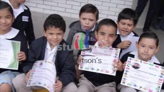 Premiación de concurso de matemáticas en el Colegio Albertson´s – 11 de Julio 2017 – #ESPECIAL