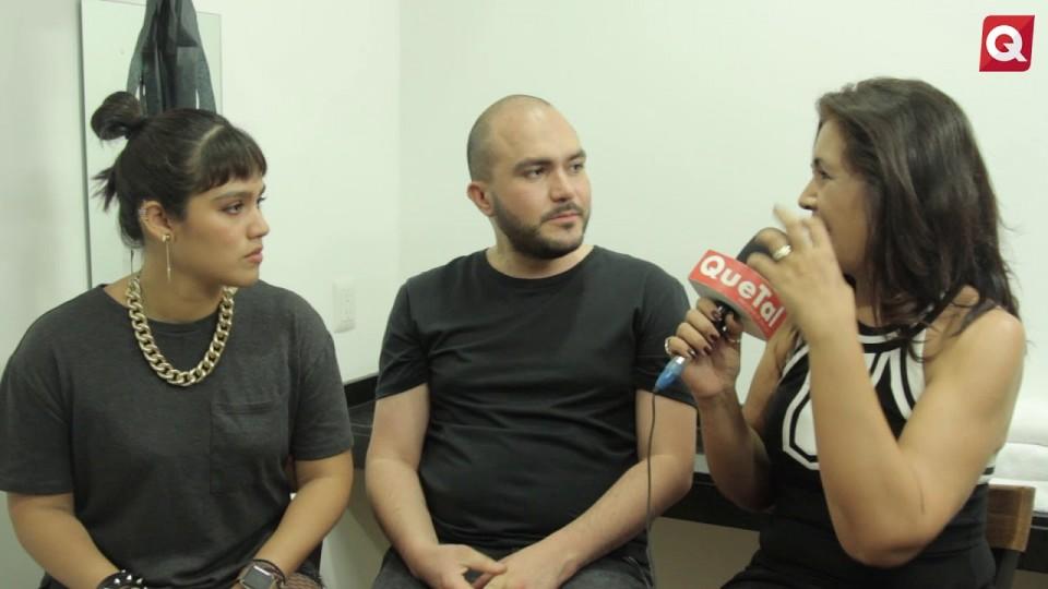 Entrevista a Hugo Álvarez: especialista en micropigmentación – 10 agosto 2017 – #BELLEZA.