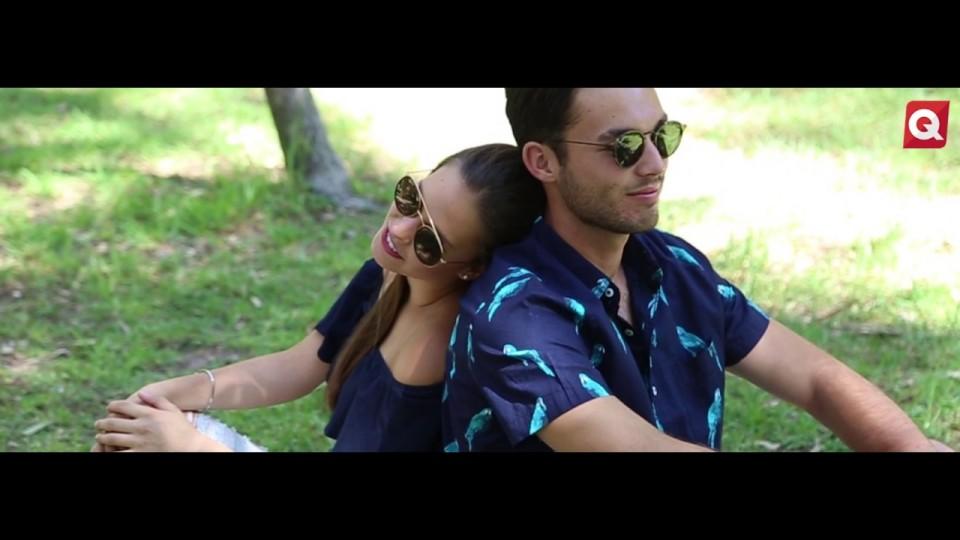 Making Of – Nuria y Rodrigo Manzo –  8 Agosto 2017 – #PORTADA