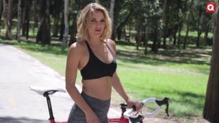 Sofi Torre – Ciclista – 8 Agosto 2017 – #DEPORTE