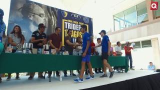 Triatlón en el Deportivo Potosino – 15 Agosto 2017 – #DEPORTES