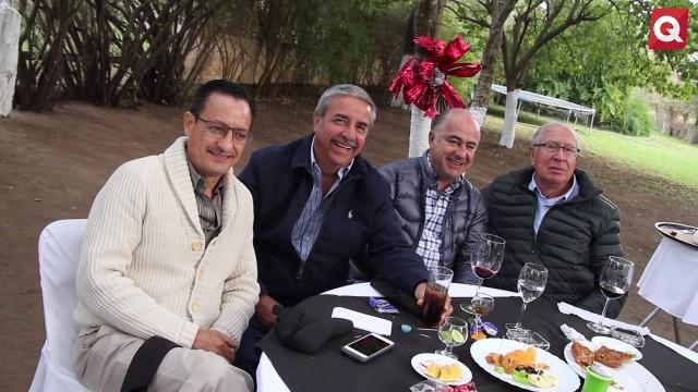 Festejo navideño de Félix Bocard – 05 Diciembre 2017 – #SOCIALES
