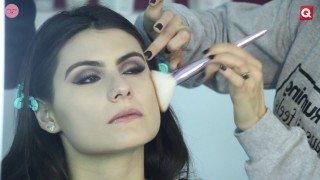 Jimena Treviño – Maquillaje Tere Cadena – 30 Enero 2018 – #BELLEZA