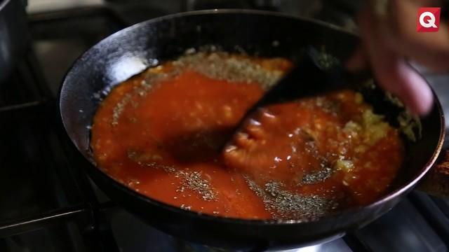 Luchi Castelo – Pasta con camarones – 16 Enero 2018 – #COCINA