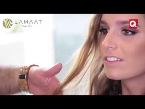 Maquillaje en lamaat – Ana Victoria de la Rosa – 16 Enero 2018 – #Belleza