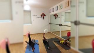 Marcela Solorzano – Yoga para niños – 23 Enero 2018 – #SALUD
