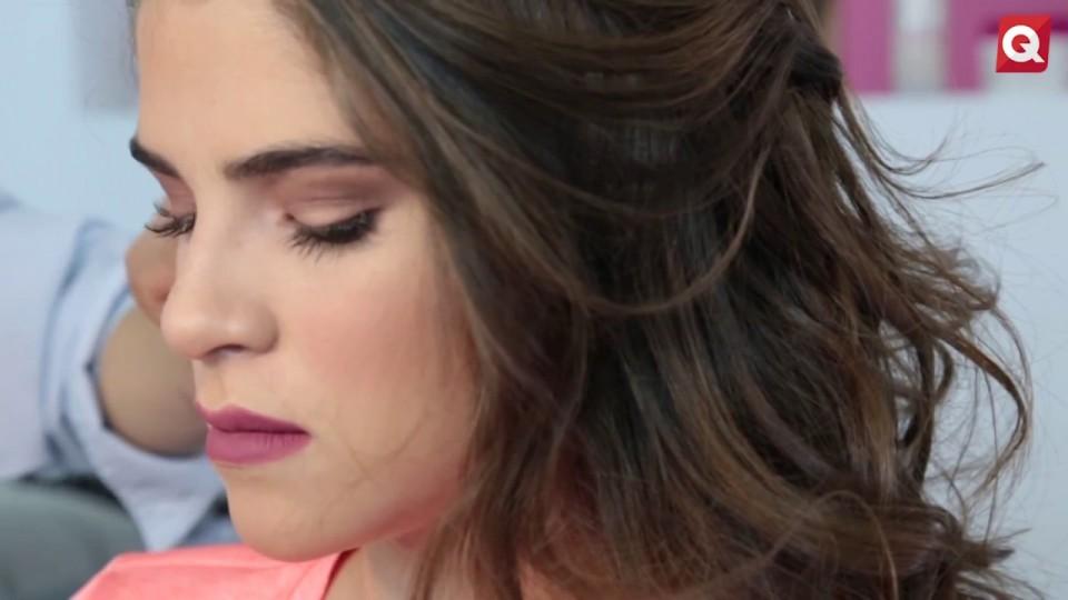 Jimena Treviño – Maquillaje a Emilia Rodríguez – 27 Febrero 2018 – #BELLEZA