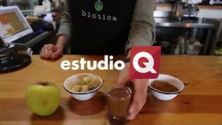 Biótica – Shot digestivo – 06 Marzo 2018 – #COCINA