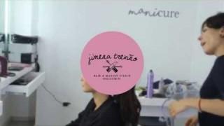 Jimena Treviño – Maquillaje para Natalia Gárate – 27 marzo 2018 – #BELLEZA