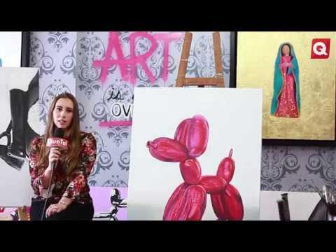 Paty Dantuñano – 23 febrero 2018 – #ARTE