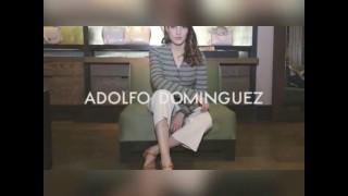 Adolfo Domínguez – Chaqueta aspecto punto con flecos – 03 Abril 2018 – #MODA