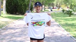 Ceci Aldrete – Maratonista – 24 Abril 2018 – #DEPORTES