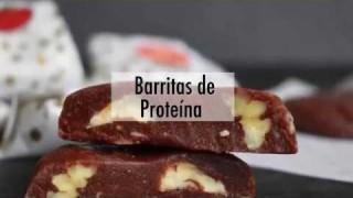 Paola Dávila – Barritas de Proteina – 17 Abril 2018 – #COCINA