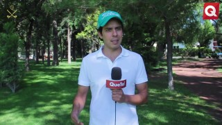 Hole in One – José Antonio Córdova Báez