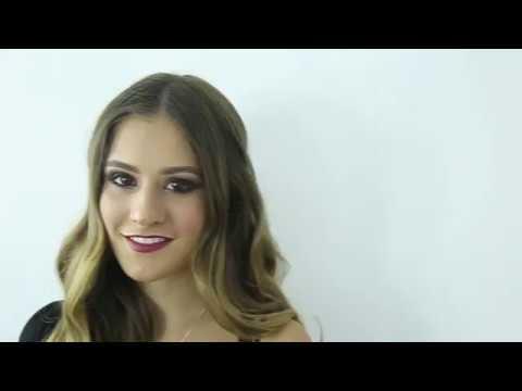 Jimena Treviño – Maquillaje para Sofí Medina – 01 Mayo 2018 – #BELLEZA