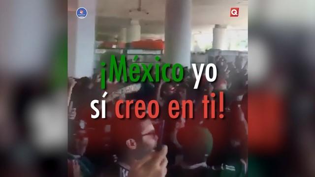 ¡México yo SÍ creo en TI! – 19 Junio 2018 – #DEPORTES
