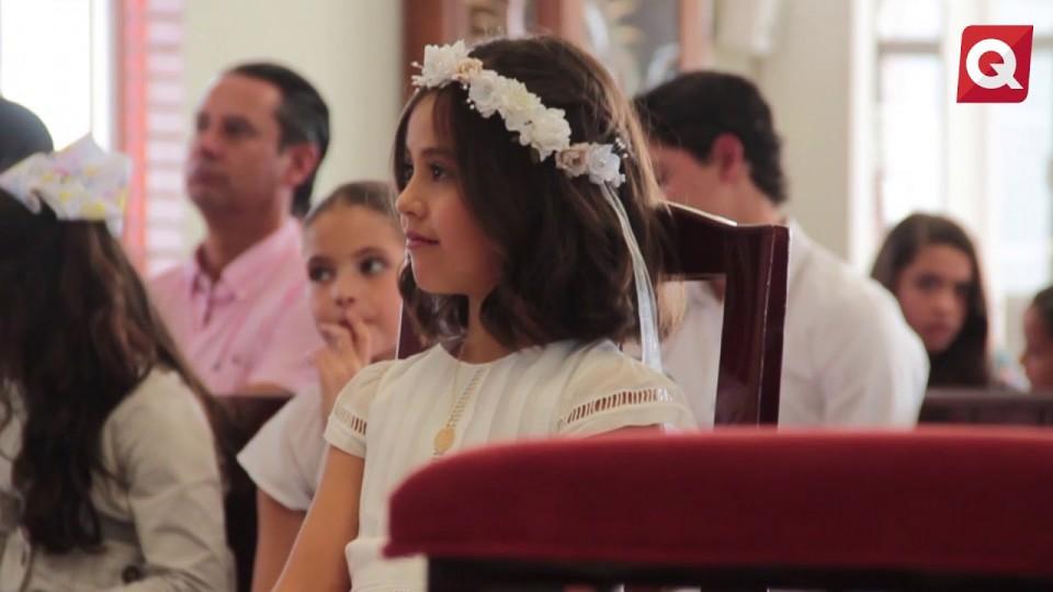 Primera comunión de Sofía González – 26 Junio 2018 – #SOCIALES