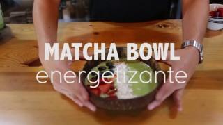 Biótica – Matcha bowl energetizante – 17 Julio 2018 – #COCINA