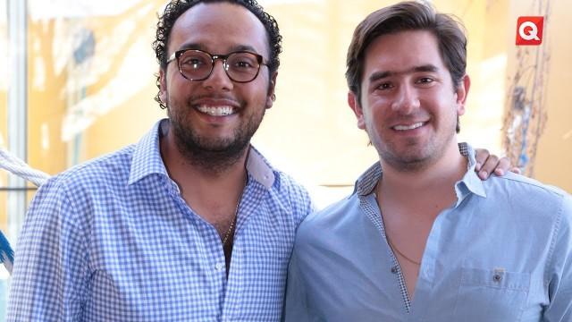 Despedida para Javier Campos y Fernando Abud – 17 Julio 2018 – #SOCIALES
