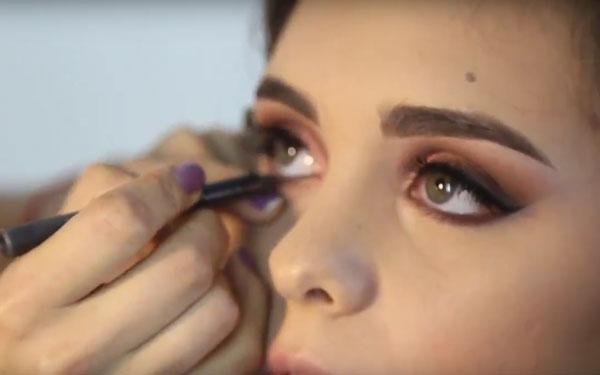 Jimena Treviño – Maquillaje para Fede Meade – 21 Agosto 2018 – #BELLEZA.