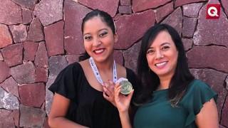 Jimena Pinedo: Su pasión por el baile – 31 Julio 2018 – #DEPORTES