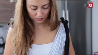 Tapas de pepino & atún por Elizabeth Treviño – 14 Agosto 2018 – #COCINA