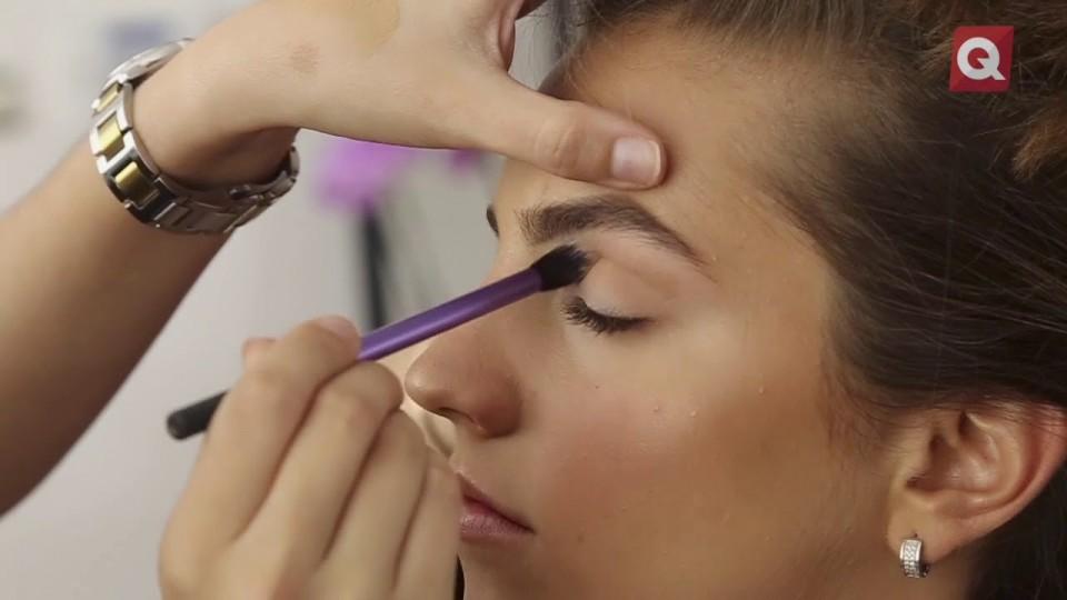Lucia Escalante – Maquillaje para Franccesca Hinojosa – 4 Septiembre 2018 – #BELLEZA