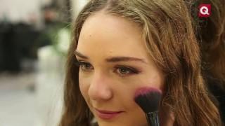 Sunset – Maquillaje para Joaquina Morales – 18 Septiembre 2018 – #BELLEZA