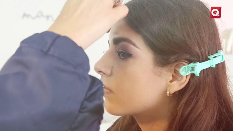 Jimena Treviño – Maquillaje para Ana Lu Díaz Infante – 2 Octubre 2018 – #BELLEZA