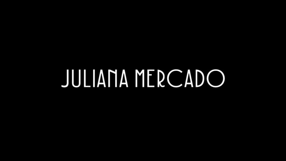 Juliana Mercado – 23 Octubre 2018 – #ARTE